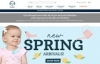 美国婴儿服装购物网站:Gerber Childrenswear