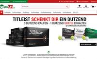 德国高尔夫商店:Par71.de
