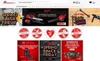 美国一站式电动和手动工具商店:International Tool