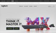 罗技英国官方网站:Logitech UK