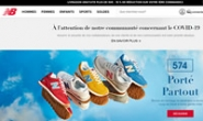New Balance比利时官方网站:购买鞋子和服装