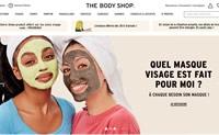 美体小铺法国官方网站:The Body Shop法国
