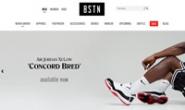 BSTN意大利:德国街头和运动文化高品质商店