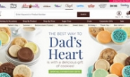 美国饼干礼物和美食甜点购买网站:Cheryl's