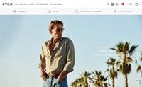 Eton丹麦官网:精美的男式衬衫
