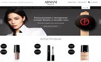 阿玛尼美妆俄罗斯官网:Giorgio Armani Beauty RU