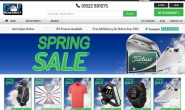 英国领先的在线高尔夫设备零售商:Golfgeardirect