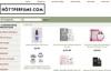 美国名牌香水折扣网站:Hottperfume
