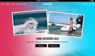 Hurley官方网站:扎根于海滩生活方式的全球青年文化品牌