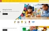乐高瑞士官方商店:LEGO CH