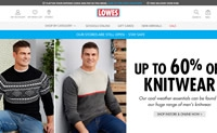 澳大利亚领先的男装零售连锁店:Lowes