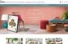英国豪华家具和经典家居饰品购物网站:OKA