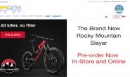 英国自行车商店:AW Cycles