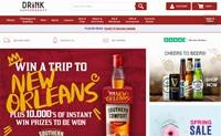 英国领先的独立酒精饮料零售商:DrinkSupermarket