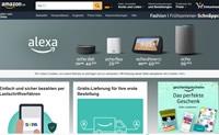 德国亚马逊官方网站:Amazon.de