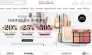 Douglas意大利官网:购买香水和化妆品