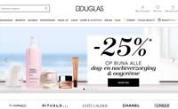DOUGLAS荷兰:购买香水和化妆品