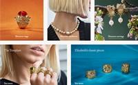 Elizabeth Gage官网:英国最好的珠宝设计之一