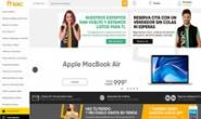 Fnac西班牙官网:法国文化和电子产品零售商