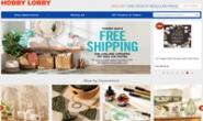 美国艺术和工艺品商店:Hobby Lobby