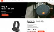 JBL加拿大官方商店:扬声器、耳机等