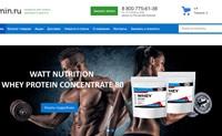 俄罗斯运动、健康和美容产品在线商店:Lactomin.ru