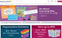 远程学习的教学用品和家庭学习资源:Really Good Stuff