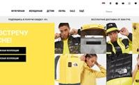 The North Face俄罗斯官方网站:美国著名户外品牌