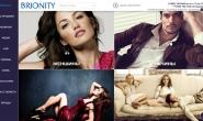 俄罗斯品牌服装和鞋子在线商店:BRIONITY