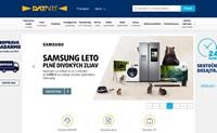 斯洛伐克电子产品购物网站:DATART