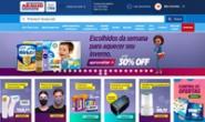 巴西网上药店:Drogaria Araujo