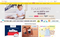 FirstCry阿联酋儿童和婴儿产品网上购物:FirstCry.ae