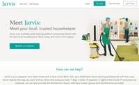 澳大利亚人信任的清洁平台,您的私人管家:Jarvis