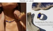 Pamela Love官网:纽约设计师Pamela Love的精美、时尚和穿孔珠宝