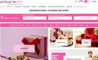 国际花店:Pickup Flowers