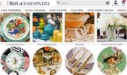 全球最大的瓷器、水晶和银器零售商:Replacements