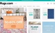 美国折扣地毯销售网站:Rugs.com