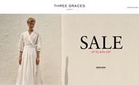 Three Graces London官网:英国奢侈品牌