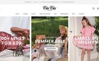 Chi Chi London官网:购买连衣裙和礼服