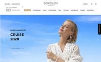 SOKOLOV官网:俄罗斯珠宝首饰品牌