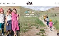 Tea Collection官网:一家位于旧金山的童装公司