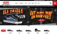 Vans(范斯)新西兰官方网站:美国原创极限运动品牌
