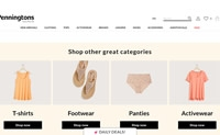 加拿大大码女装购物网站:Penningtons
