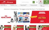 中东最大的在线宠物店:Dubai Pet Food