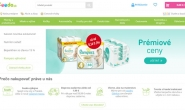 斯洛伐克最大的婴儿食品和用品网上商店:Feedo.sk