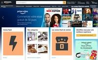 法国亚马逊官方网站:Amazon.fr