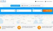 乌克兰巴士票购买网站:inBus