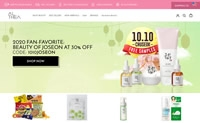 美国购买韩国护肤和美容产品网站:Althea Korea