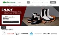 乌克兰鞋类购物网站:Eobuv.com.ua