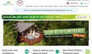英国森林假期:Forest Holidays